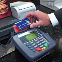 банковский платежный терминал, pos терминал для банковских карт