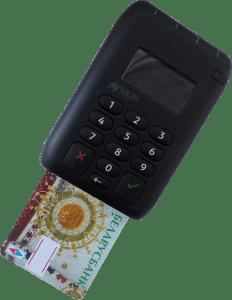 мобильный банковский терминал